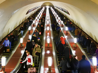 """Prosecutors want Moscow Metro head sacked for """"fake inventions"""""""