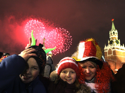Fireworks for the Fatherland (VIDEO)