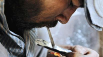 Seeds of Pain: Afghan drug addiction