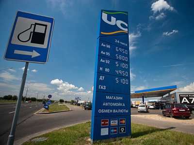 Tolls to fund new Russian roads