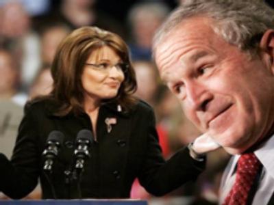 'Hockey-mom' Palin's $US 150,000 clothes bill