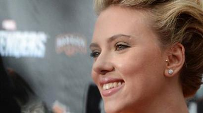 Scarlett Johansson ad becomes online meme for Israeli-Palestinian conflict