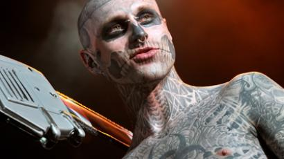 Top tattoo artists win hearts of Moscow's eccentrics