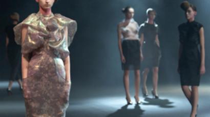 Capital catwalk: Russian Fashion Week kicks off