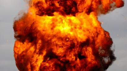 Massive bomb defused at N. Caucasus market