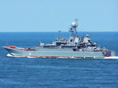 Russia sinks Georgian boat after attack