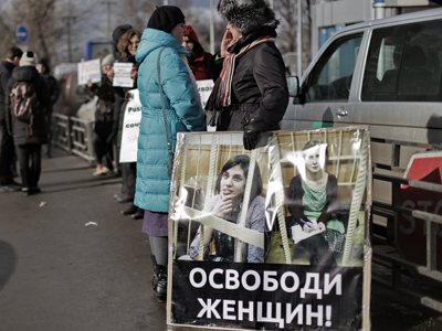 Critical review:  Documentary sparks protest and arrests in Moscow (PHOTOS)