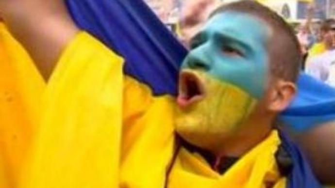 Ukraine First Former Soviet State in World Cup Qualifier