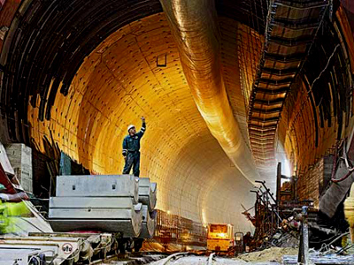 Underwater rail tunnel linking Ireland & UK: Just the ticket at £15bn