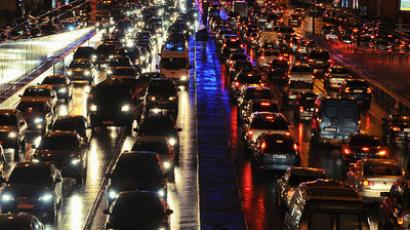 Muscovites hopeful new mayor can win war against traffic jams