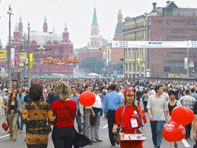 Russia celebrates Independence Day