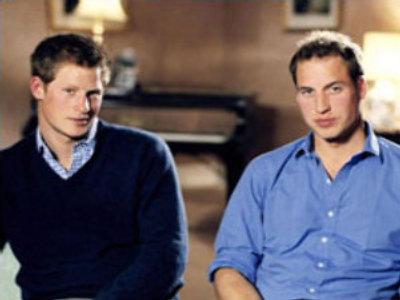 Princes' nerves over Diana concert (inthenews. co.uk)
