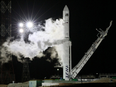 Russians to take a giant leap for the space program