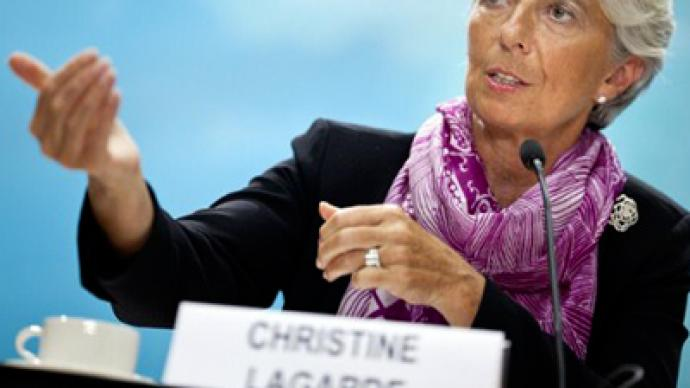A million and one problems for IMF to solve on Lagarde's watch
