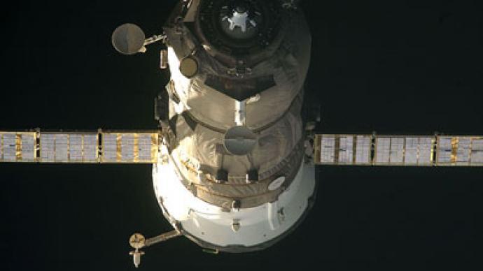 Progress cargo ship fails to dock to ISS