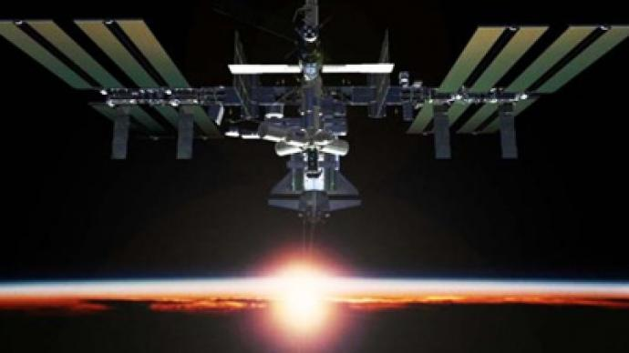 Russian space freighter leaves ISS