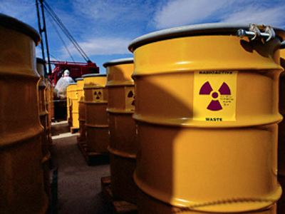 Protests as biggest ever nuclear waste load goes to Siberia