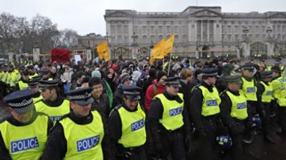 Recent protests in Europe justified - political grandee