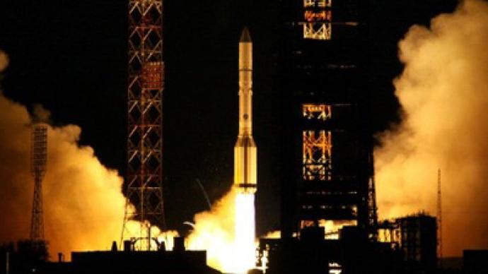 Proton launched without a hitch