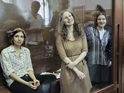 Pussy Riot trial: Day of ovations (Op-Ed)