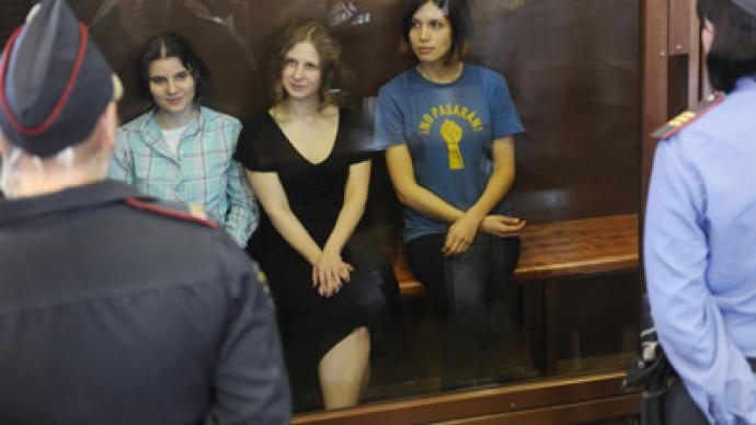 'Pussy Riot trial not about freedom of speech'
