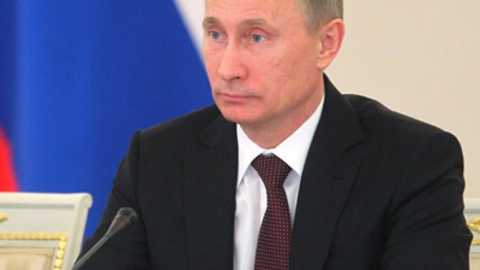 Putin approves bill banning US adoptions of Russian kids