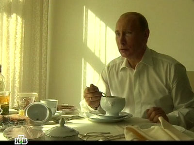 Putin the Unknown: TV host walks & talks with Russian president
