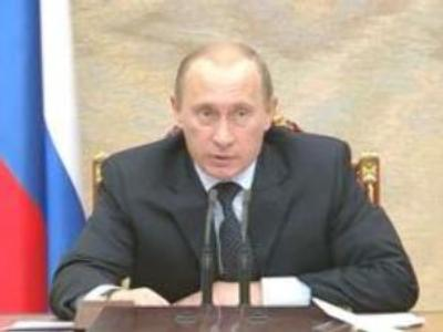 Putin criticises lack of action in Russia's energy sector
