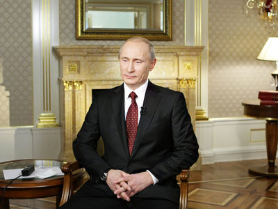 Putin has 'it' - Larry King