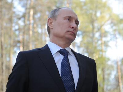 Putin sworn in as Russia's new president (PHOTOS, VIDEO)