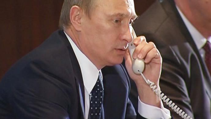 Vladimir Putin expresses support to Arizona shooting victims