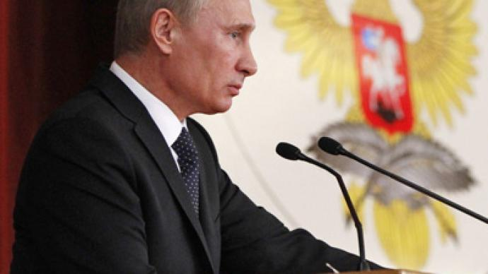 West clings to Arab influence with airstrike democracy - Putin