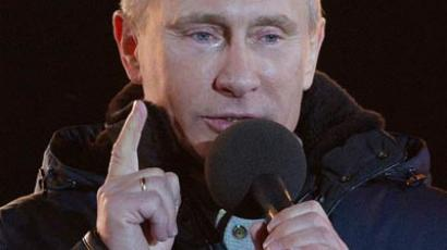 Putin wins in Russia, loses big in Moscow?
