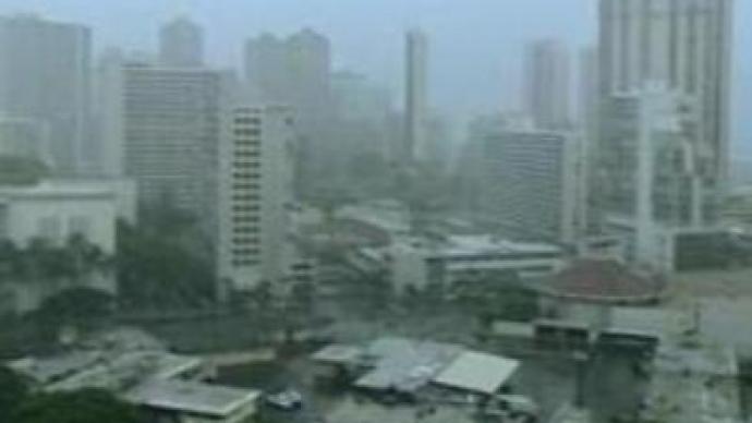 Quake hits Hawaii