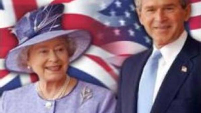 Queen Elizabeth II visits White House
