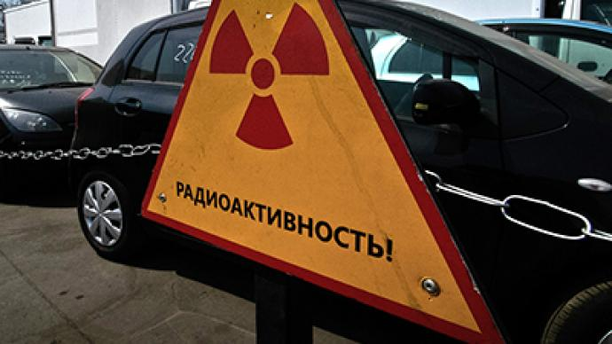 300 radioactive Japanese cars stopped at Russian border