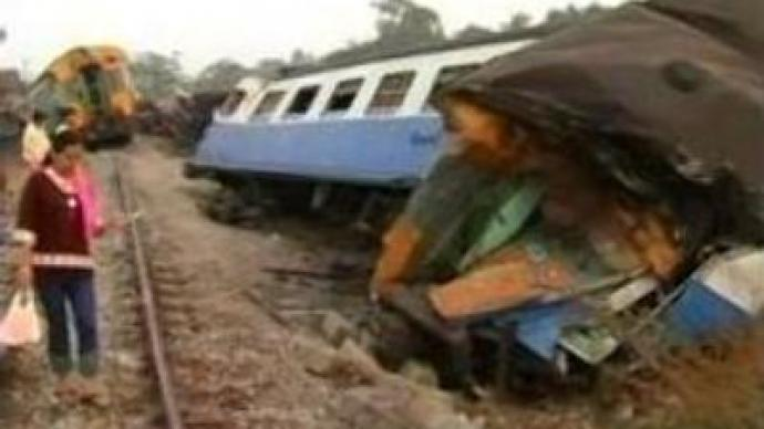 Railroad accident in Thailand claims 3 lives