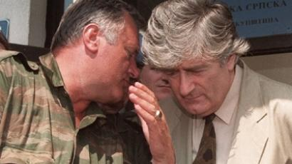 War crime suspect Ratko Mladic arrested