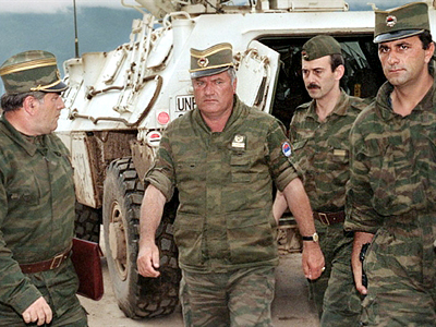Tribunal toys with body of evidence in Mladic case