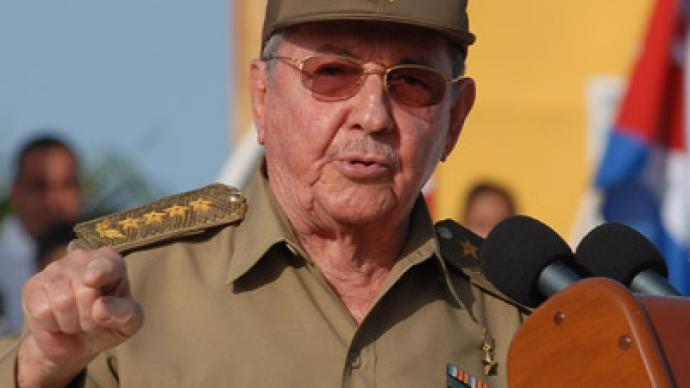 'Table set for talks with US' – Raul Castro