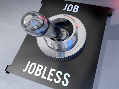 US unemployment drop: 'Food stamp' falsehood