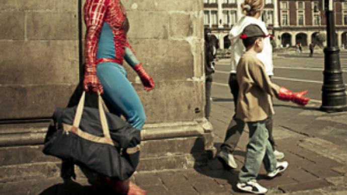 Real-Life Superheroes – out of the comics onto the streets