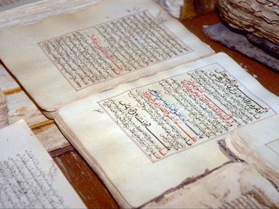 Torch and go: Islamists burn down rare manuscript library in Timbuktu