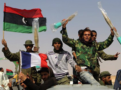 France sees nothing wrong in supplying weapons to Libya