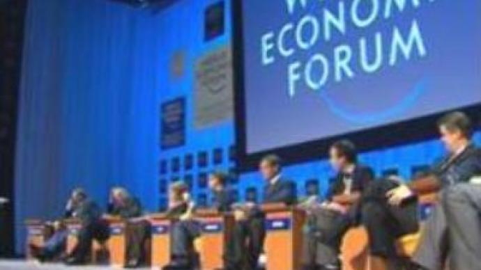 Regional instability discussed at Davos forum