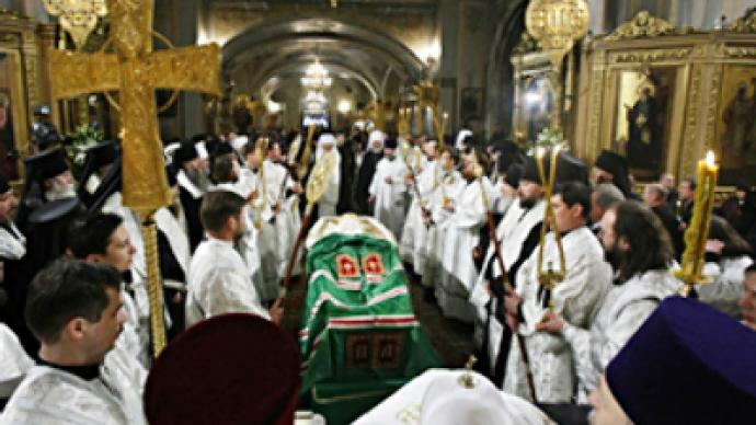 Requiem services held for Patriarch
