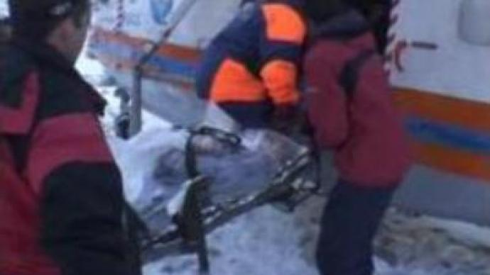 Rescue operation continues in Kabardino-Balkaria