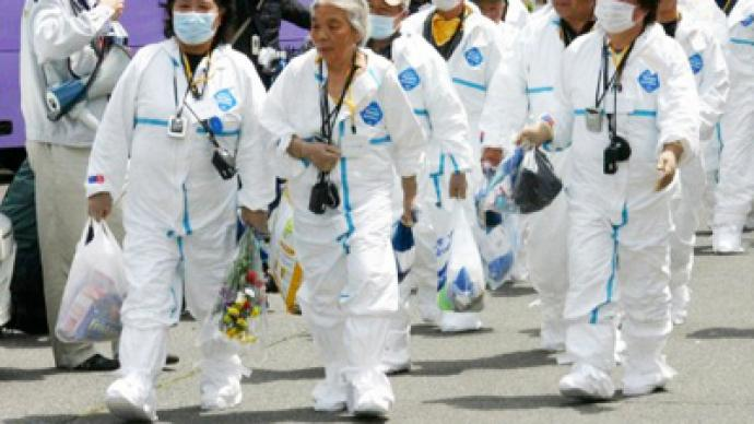 People return to Fukushima exclusion zone