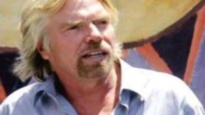 Richard Branson offers $US25 MLN for recipe on climate change