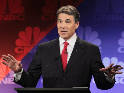 Texas Gov. Rick Perry indicted for abuse of power